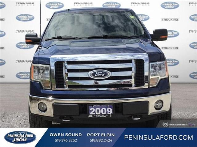 2009 Ford F-150 XLT (Stk: 1720A) in Owen Sound - Image 2 of 23