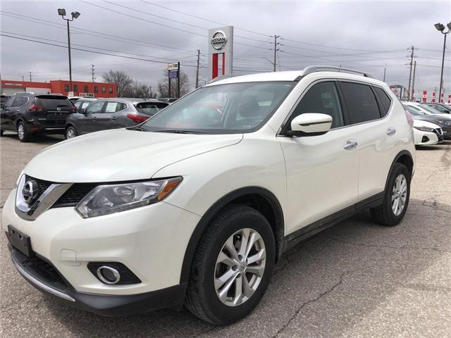2016 Nissan Rogue SV (Stk: U1092A) in Cambridge - Image 2 of 24
