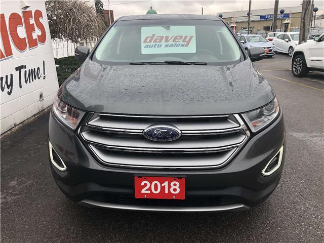 2018 Ford Edge SEL (Stk: 19-288) in Oshawa - Image 2 of 15