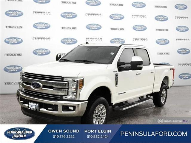 2019 Ford F-250 Lariat (Stk: 19FE132) in Owen Sound - Image 1 of 24