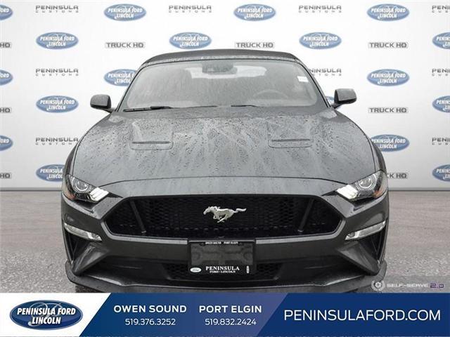 2019 Ford Mustang GT Premium (Stk: 19MU09) in Owen Sound - Image 2 of 25