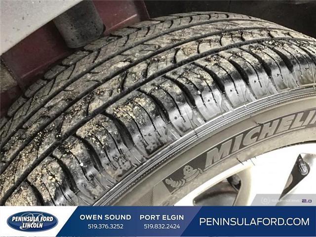 2018 Ford Escape Titanium (Stk: 1752) in Owen Sound - Image 7 of 24