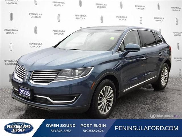 2018 Lincoln MKX Select (Stk: 1756) in Owen Sound - Image 1 of 24