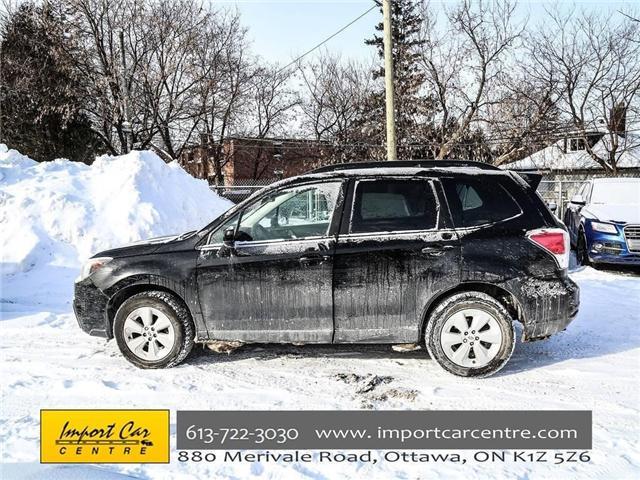 2017 Subaru Forester 2.5i Convenience (Stk: 415300) in Ottawa - Image 3 of 30