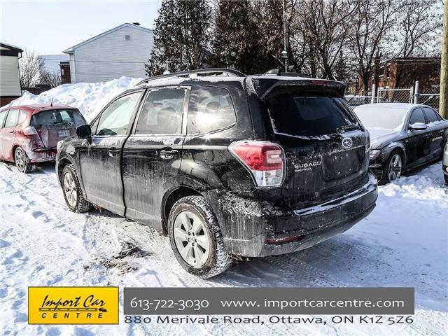 2017 Subaru Forester 2.5i Convenience (Stk: 415300) in Ottawa - Image 5 of 30