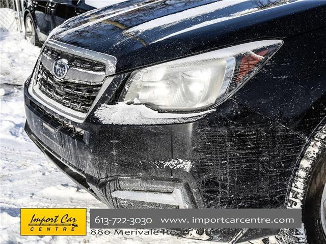 2017 Subaru Forester 2.5i Convenience (Stk: 415300) in Ottawa - Image 10 of 30