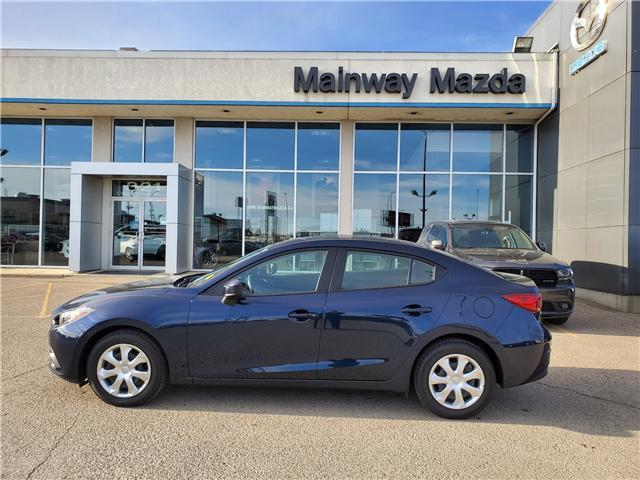 2016 Mazda Mazda3 GX (Stk: M19151A) in Saskatoon - Image 1 of 24