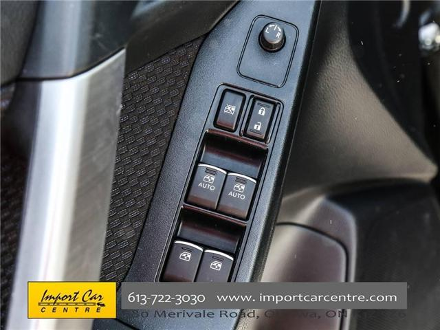2017 Subaru Forester 2.5i Convenience (Stk: 415300) in Ottawa - Image 14 of 30