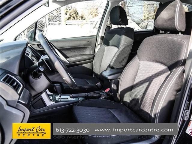 2017 Subaru Forester 2.5i Convenience (Stk: 415300) in Ottawa - Image 18 of 30