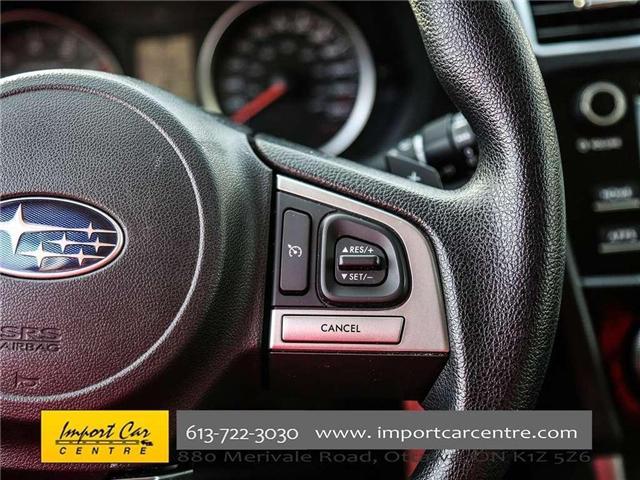 2017 Subaru Forester 2.5i Convenience (Stk: 415300) in Ottawa - Image 29 of 30