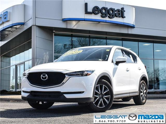 2018 Mazda CX-5 GT- LEATHER, BOSE, AWD, NAV, BLUETOOTH (Stk: 1790) in Burlington - Image 1 of 24