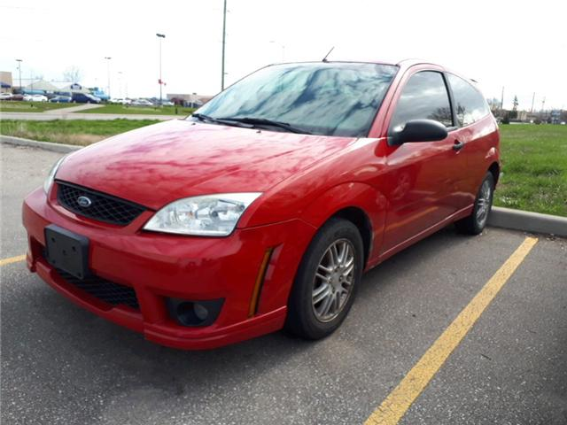 2007 Ford Focus  (Stk: 7W269855) in Sarnia - Image 1 of 4