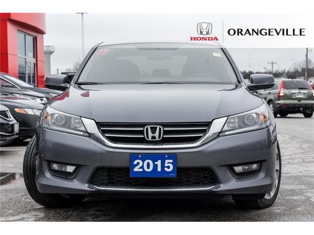 2015 Honda Accord Sport (Stk: C19034A) in Orangeville - Image 2 of 20