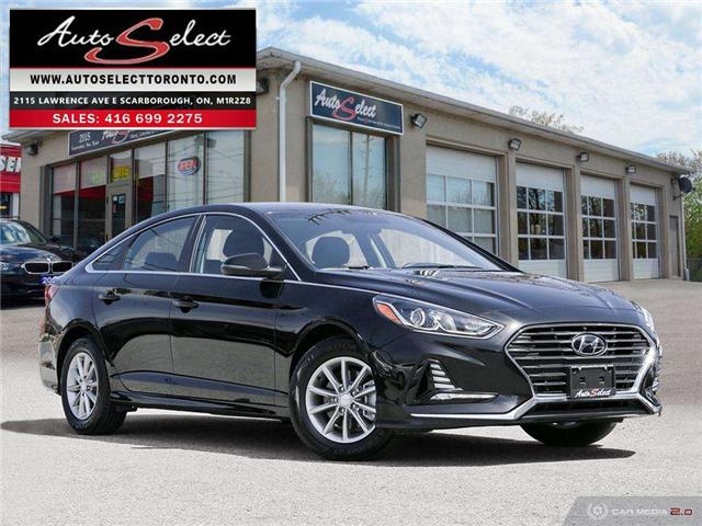 2019 Hyundai Sonata  (Stk: 18HSTB2) in Scarborough - Image 1 of 28