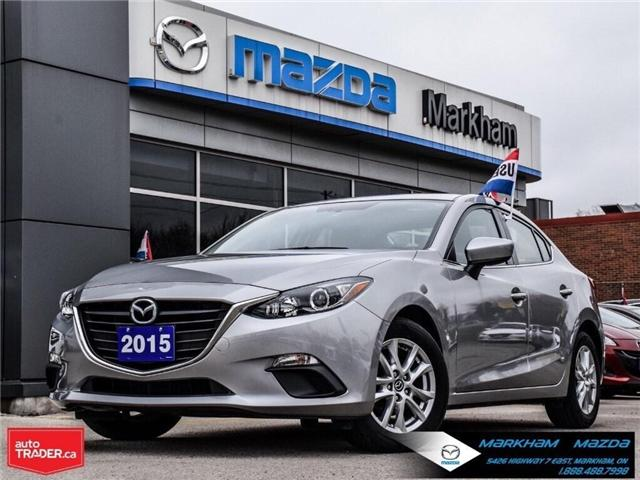 2015 Mazda Mazda3 GS (Stk: P1867) in Markham - Image 1 of 28