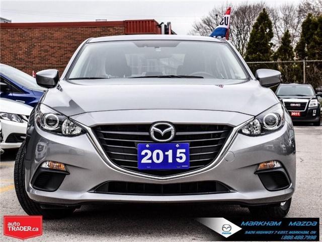 2015 Mazda Mazda3 GS (Stk: P1867) in Markham - Image 2 of 28