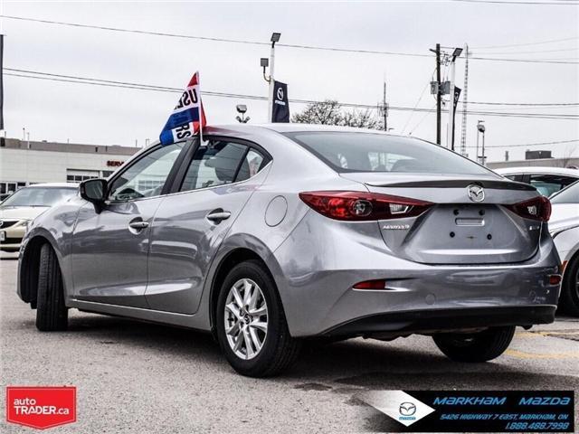2015 Mazda Mazda3 GS (Stk: P1867) in Markham - Image 4 of 28