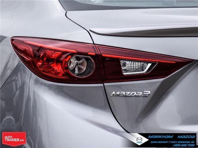2015 Mazda Mazda3 GS (Stk: P1867) in Markham - Image 5 of 28