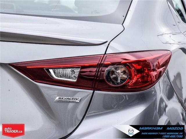 2015 Mazda Mazda3 GS (Stk: P1867) in Markham - Image 7 of 28