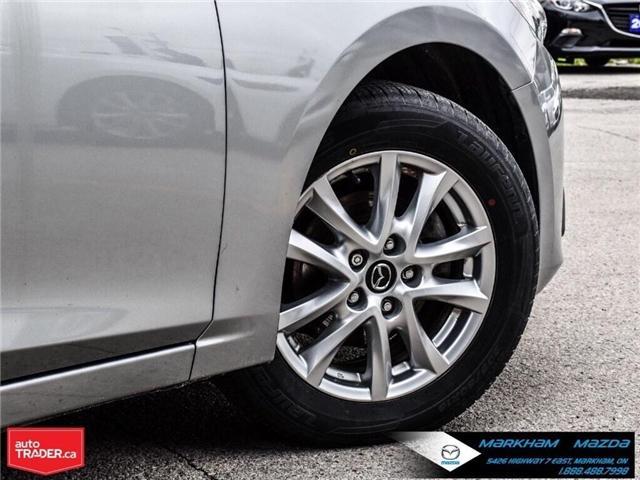 2015 Mazda Mazda3 GS (Stk: P1867) in Markham - Image 8 of 28