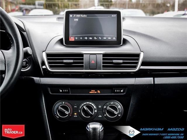 2015 Mazda Mazda3 GS (Stk: P1867) in Markham - Image 17 of 28