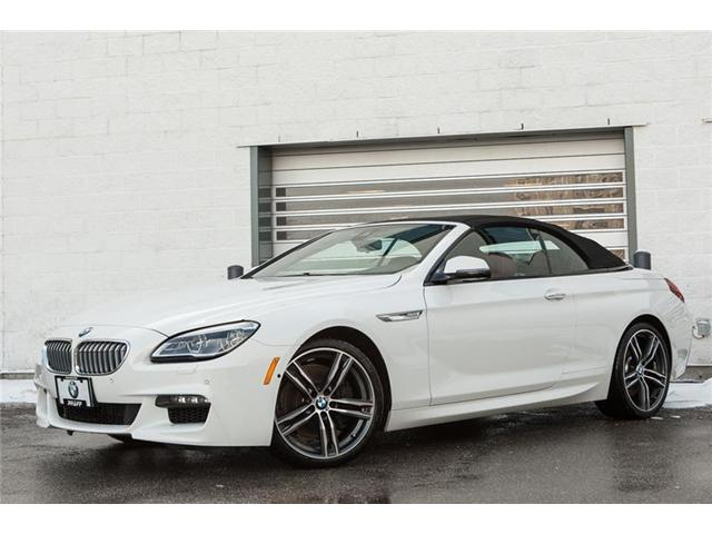 2018 BMW 650i xDrive (Stk: N34649) in Markham - Image 1 of 16