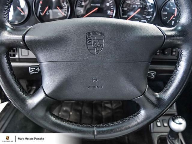 1996 Porsche 911  (Stk: 62097A) in Ottawa - Image 20 of 20