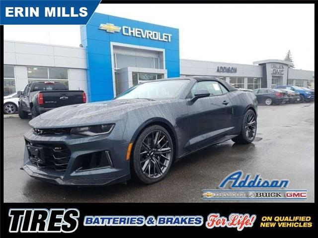 2019 Chevrolet Camaro ZL1 (Stk: K0144992) in Mississauga - Image 1 of 21