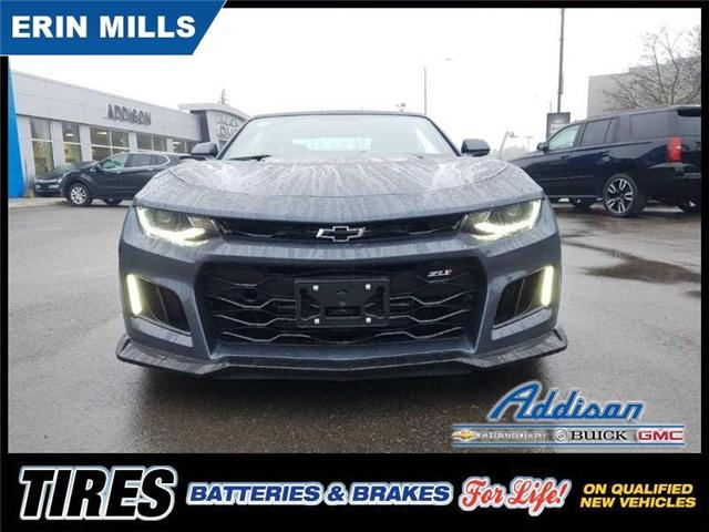 2019 Chevrolet Camaro ZL1 (Stk: K0144992) in Mississauga - Image 2 of 21