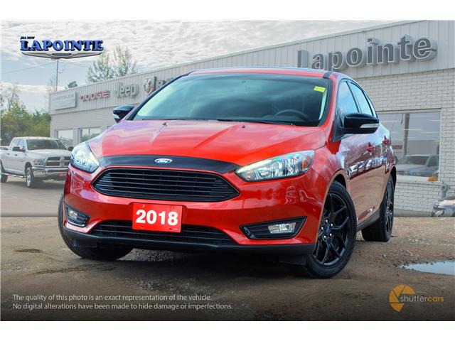 2018 Ford Focus SEL (Stk: 19161A) in Pembroke - Image 1 of 20
