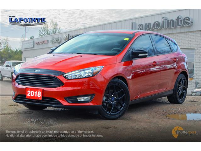 2018 Ford Focus SEL (Stk: 19161A) in Pembroke - Image 2 of 20