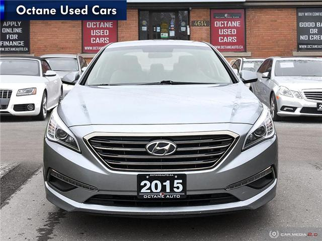 2015 Hyundai Sonata GL (Stk: ) in Scarborough - Image 2 of 25