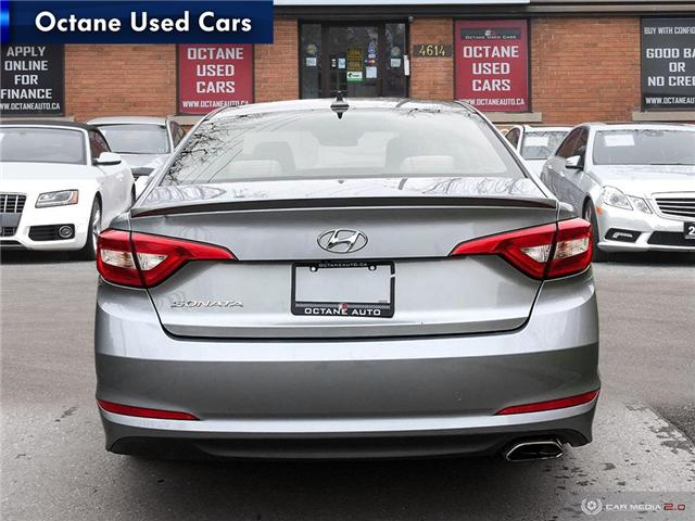 2015 Hyundai Sonata GL (Stk: ) in Scarborough - Image 5 of 25