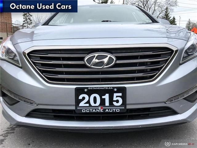 2015 Hyundai Sonata GL (Stk: ) in Scarborough - Image 9 of 25