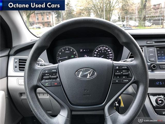 2015 Hyundai Sonata GL (Stk: ) in Scarborough - Image 14 of 25