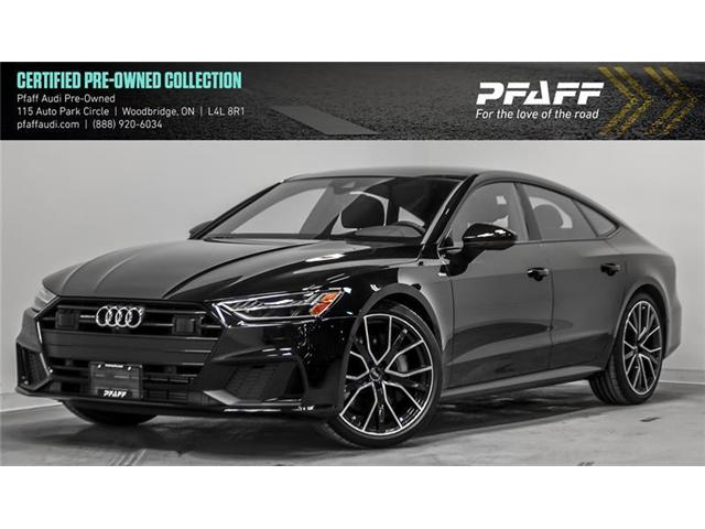 2019 Audi A7 55 Technik (Stk: T16710A) in Woodbridge - Image 1 of 21