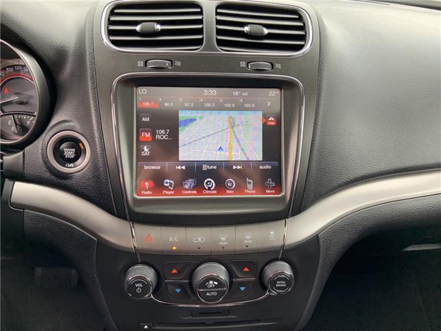 2018 Dodge Journey Crossroad (Stk: B2208) in Lethbridge - Image 12 of 25