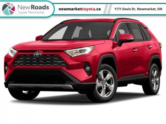 2019 Toyota RAV4 Hybrid Limited (Stk: 34262) in Newmarket - Image 1 of 1