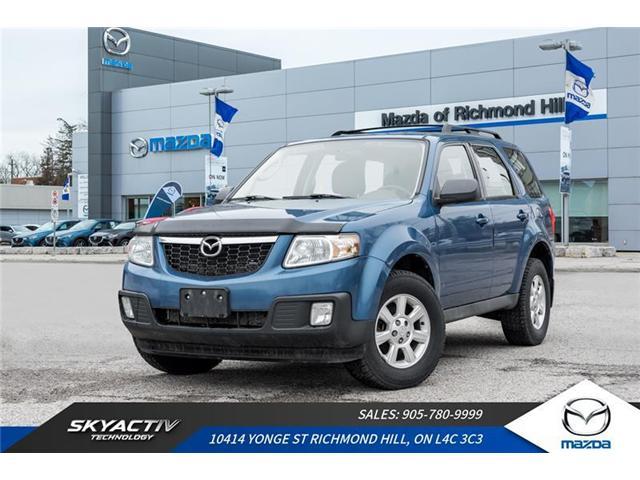 2009 Mazda Tribute GX I4 (Stk: 18-920AA) in Richmond Hill - Image 1 of 7