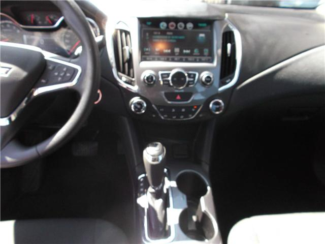 2018 Chevrolet Cruze LT Auto (Stk: 182144) in North Bay - Image 11 of 12
