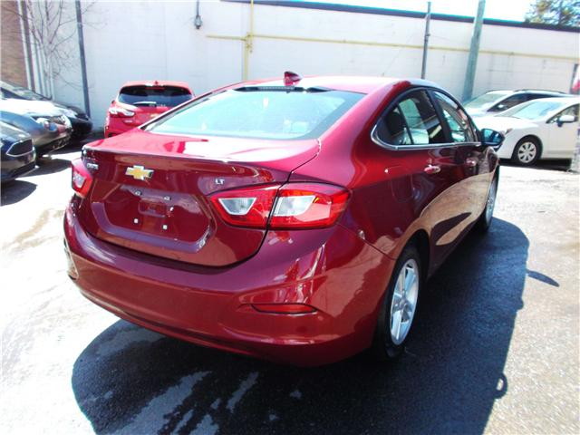 2018 Chevrolet Cruze LT Auto (Stk: 182144) in North Bay - Image 5 of 12