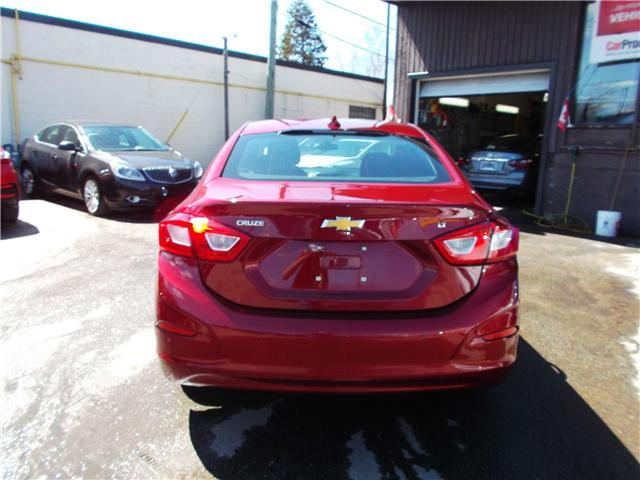 2018 Chevrolet Cruze LT Auto (Stk: 182144) in North Bay - Image 7 of 12