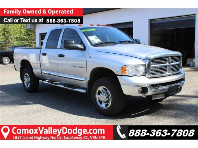 2005 Dodge Ram 3500 SLT/Laramie (Stk: N619090A) in Courtenay - Image 1 of 9