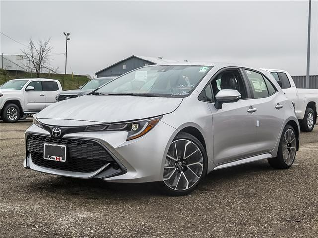 2019 Toyota Corolla Hatchback Base (Stk: 92188) in Waterloo - Image 1 of 18