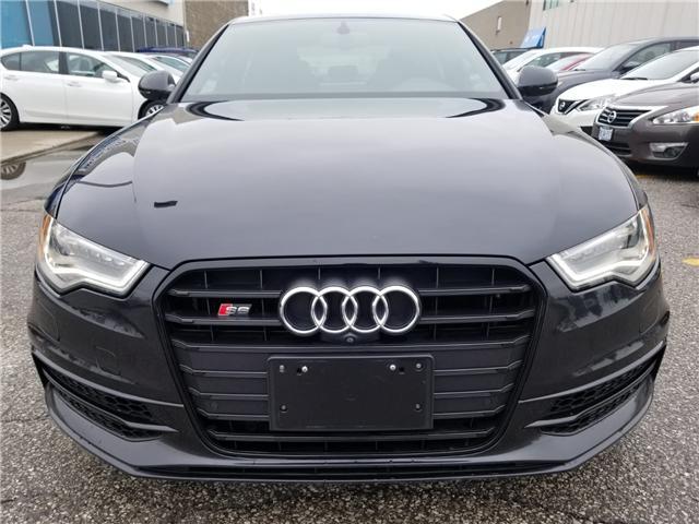 2014 Audi S6 4.0 (Stk: ) in Concord - Image 2 of 22