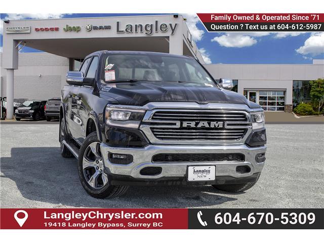2019 RAM 1500 Laramie (Stk: K502455) in Surrey - Image 1 of 26