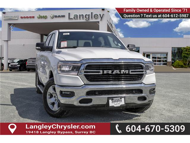 2019 RAM 1500 Big Horn (Stk: K527810) in Surrey - Image 1 of 22