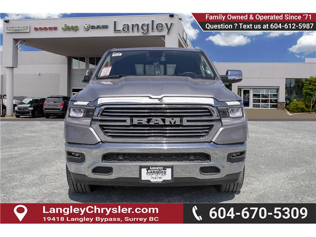 2019 RAM 1500 Laramie (Stk: K527818) in Surrey - Image 2 of 29