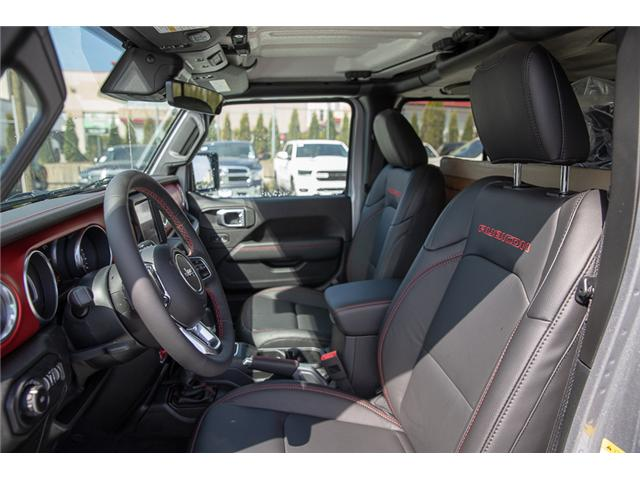 2019 Jeep Wrangler Unlimited Rubicon (Stk: K602673) in Surrey - Image 7 of 23