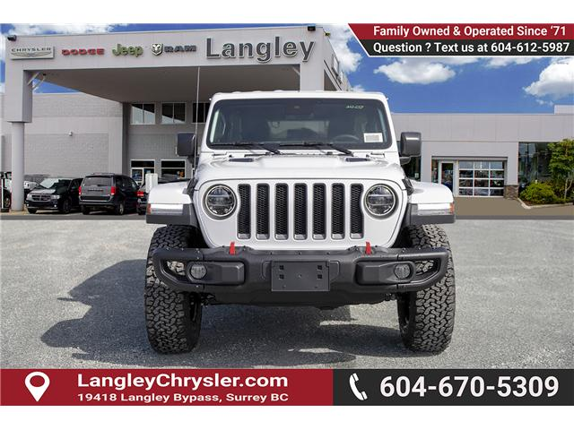 2019 Jeep Wrangler Unlimited Rubicon (Stk: K602675) in Surrey - Image 2 of 23